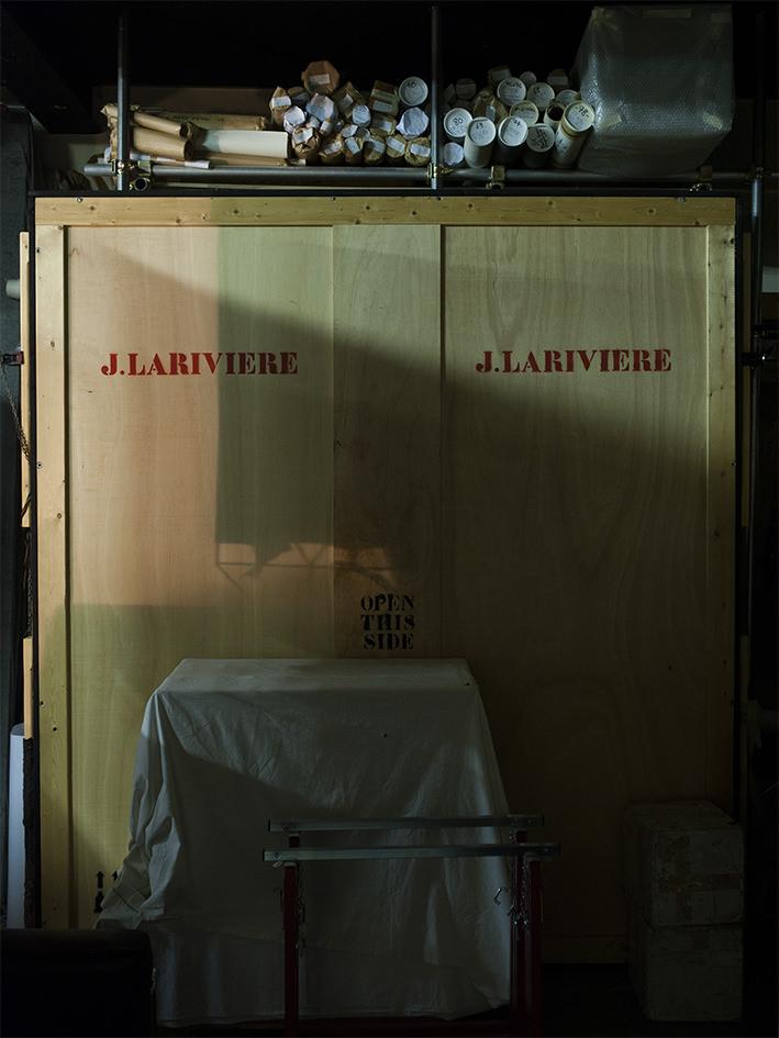 LARIVIERE BOX